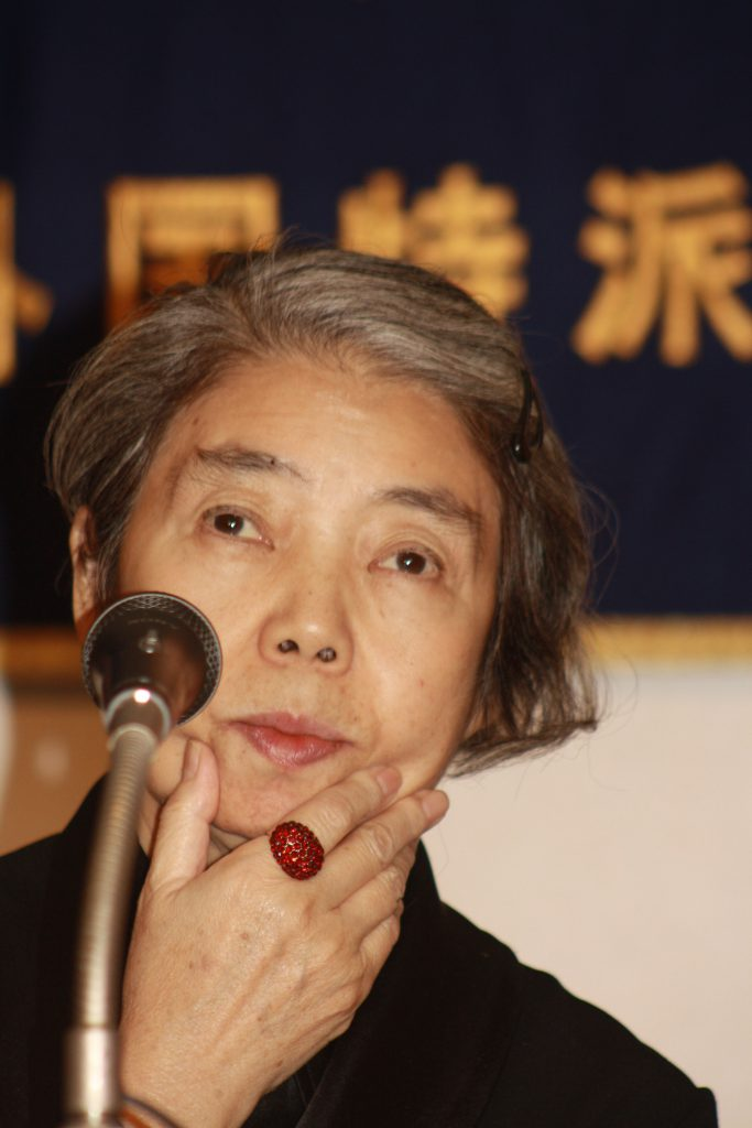 Kirin Kiki, a treasured award-winning actress in Japan